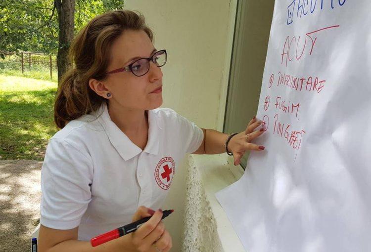 Prin ochii unui voluntar: Andreea Dumitroae