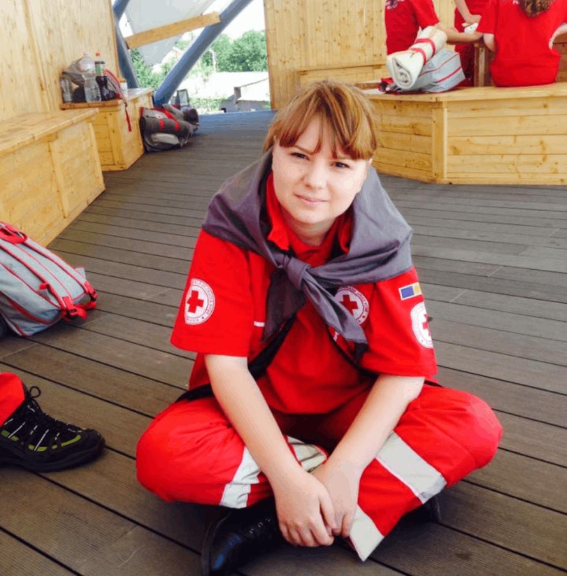 Prin ochii unui voluntar: Florentina Preda