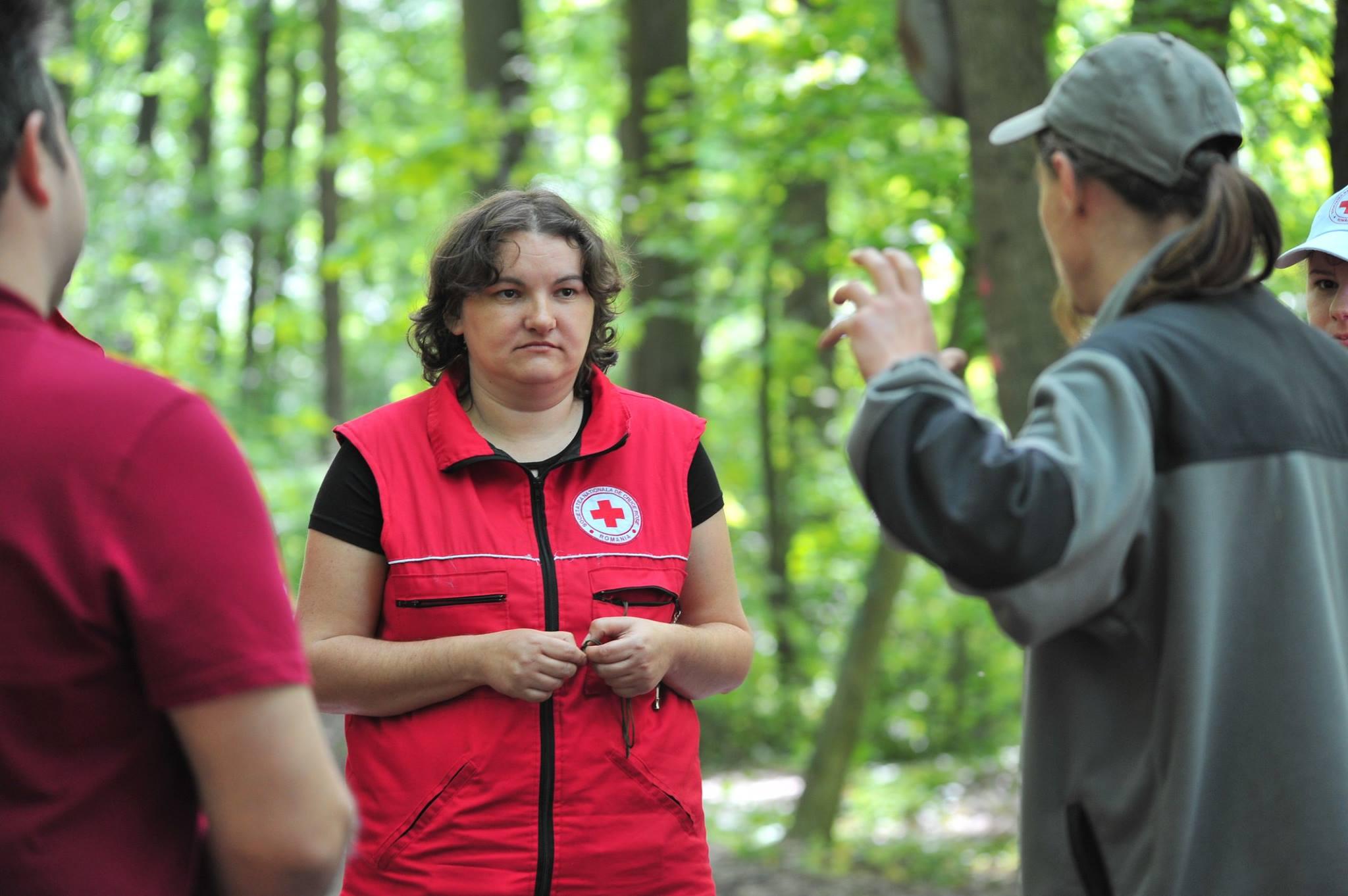 Prin ochii unui voluntar: Ecaterina Mihai