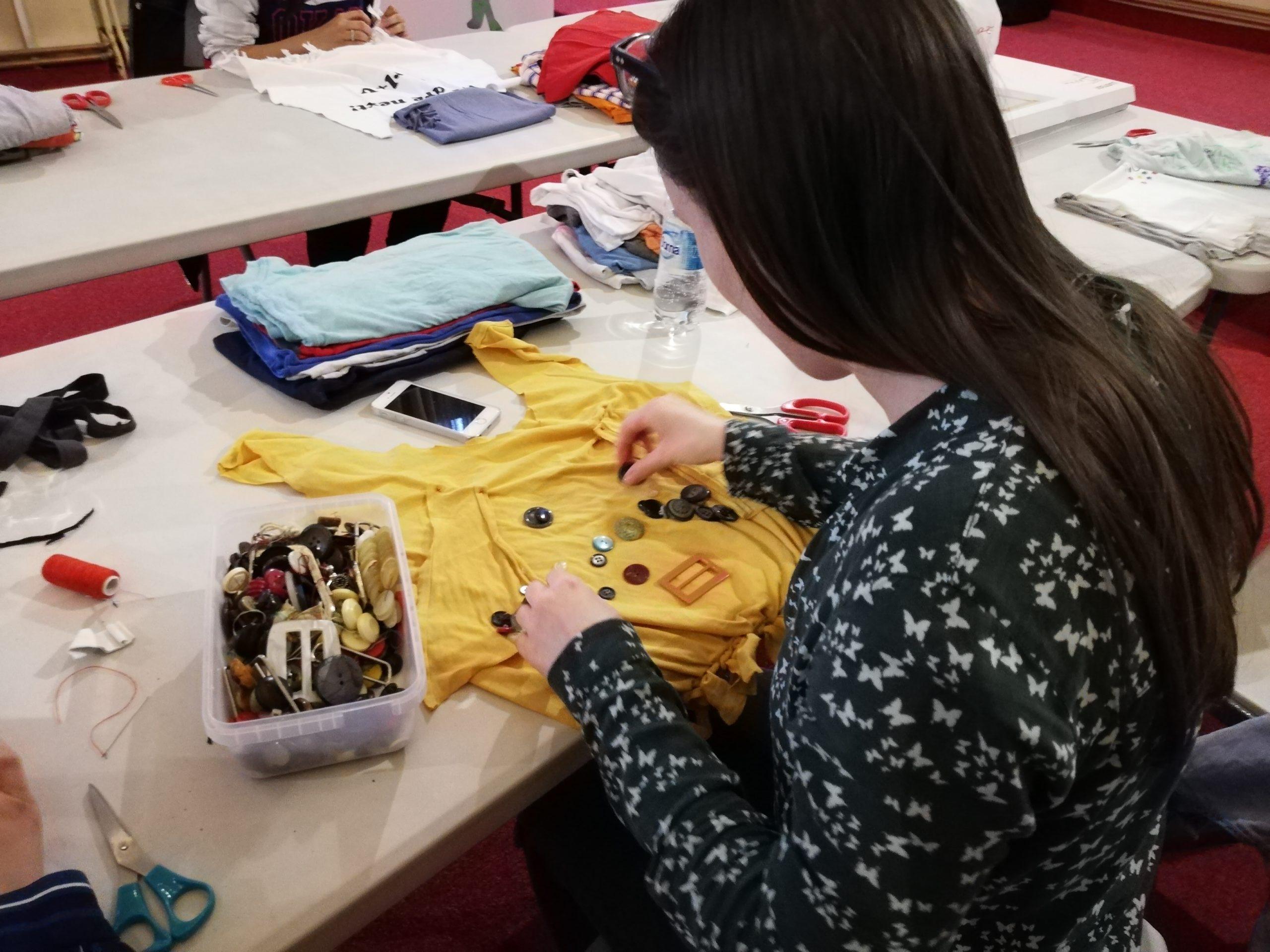 Lansare proiect SOLFERINO – Ateliere de reciclare creativă