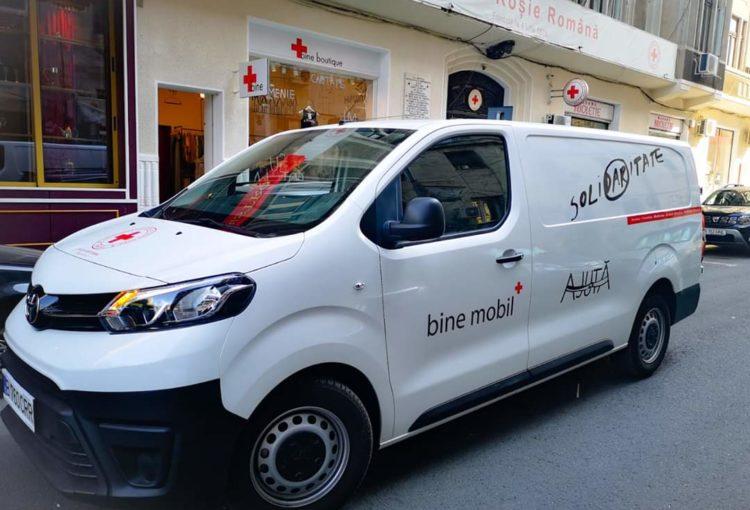 Echipa Bine Boutique oferă sprijin social