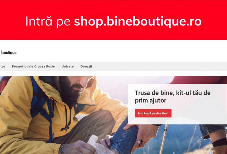 Lansare Bine Boutique – shop online