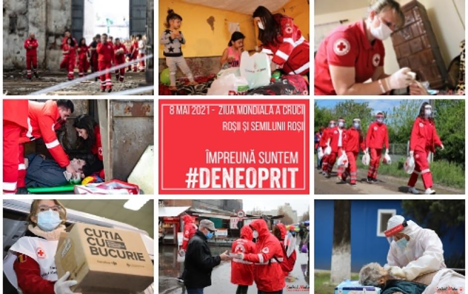 8 mai – Ziua Mondiala a Crucii Roșii și a Semilunii Roșii